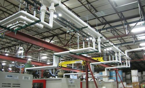Process Water Piping 29